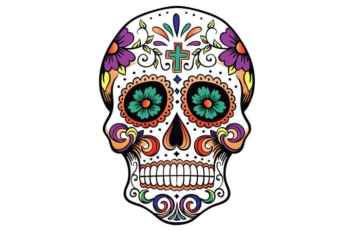 Tequila Jacks -Día de Muertos